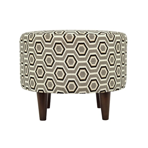 Laylah Cocktail Ottoman by Winston Porter