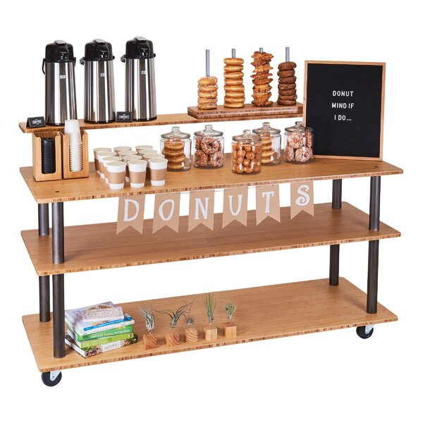 Gunnar Bar Cart by Rebrilliant Rebrilliant