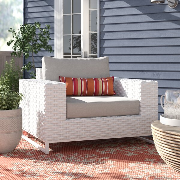 Menifee Patio Chair with Cushions (Set of 4) by Sol 72 Outdoor Sol 72 Outdoor