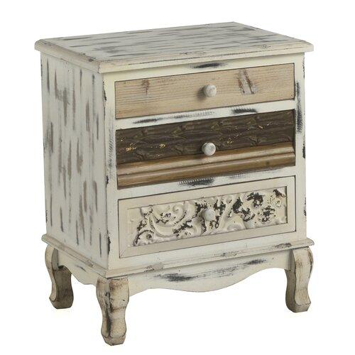 Nachttisch Bouvet Laurel Foundry | Schlafzimmer > Nachttische | Holz | Laurel Foundry