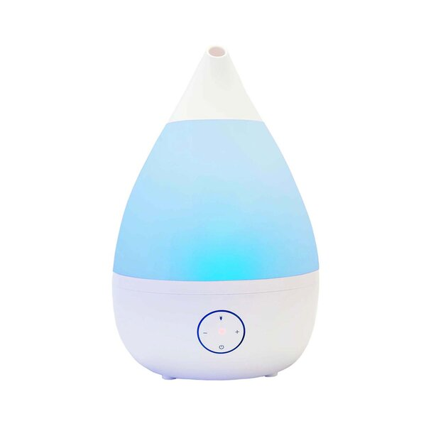 Health 0.87 Gal. Cool Mist Tabletop Humidifier by ReSure