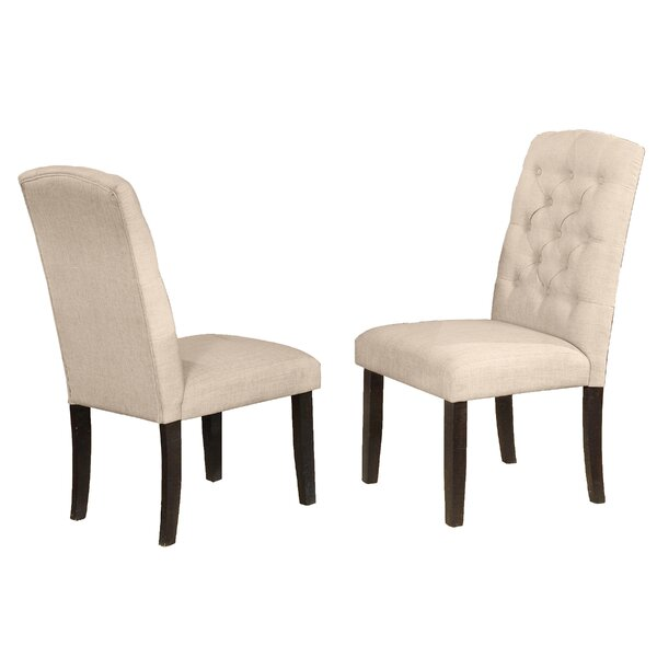 Greenwald Upholstered Dining Chair (Set of 2) by Gracie Oaks