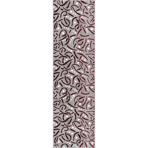 Hilary Red Area Rug