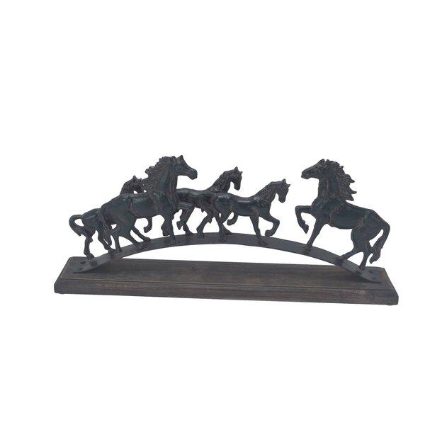 Beaucanton Modern Horse Table Top Figurine by Loon Peak