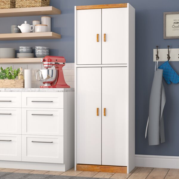 Garretson 72 Kitchen Pantry by Andover Mills