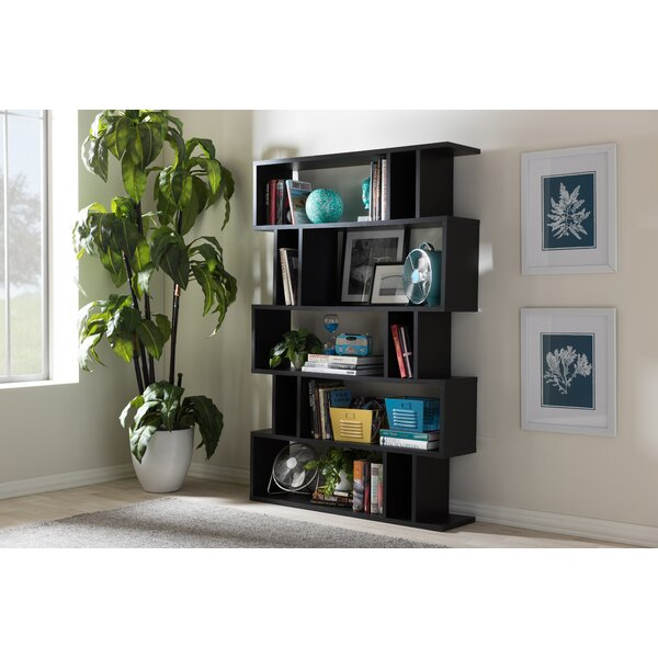 Spicer Standard Bookcase by Ebern Designs