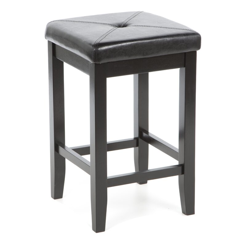 Darby Home Co Prabal 24 Quot Bar Stool With Cushion Amp Reviews