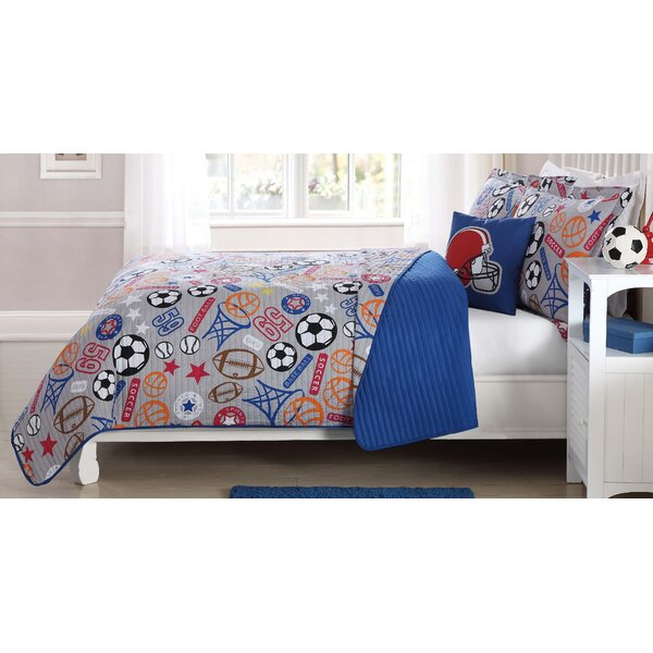 Vernon Sports Express Quilt Mini Set by Viv + Rae