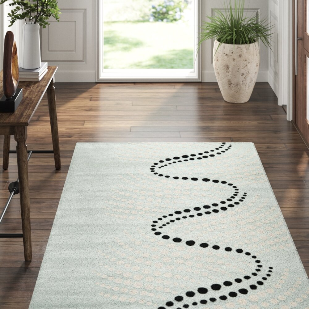 Safavieh Soho Abstract Handmade Tufted Wool Gray Black Area Rug Reviews Perigold