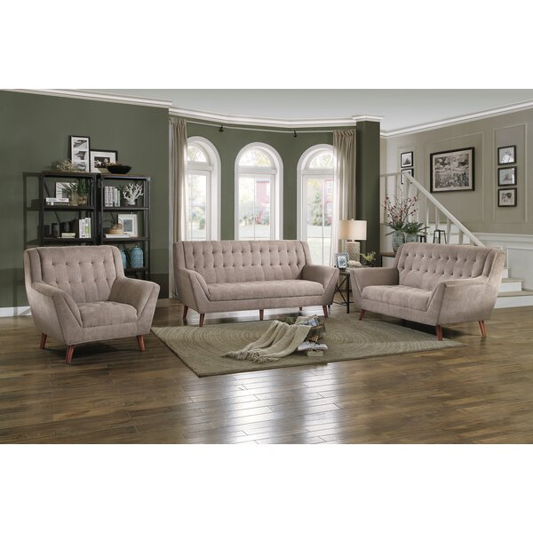 Pante Macassar Configurable Living Room Set by George Oliver