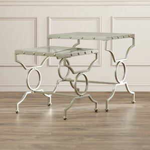 Hall 2 Piece Nesting Tables by Willa Arlo In..