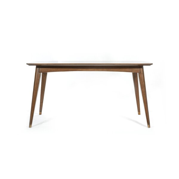 Ellsinore Solid Wood Dining Table by Brayden Studio