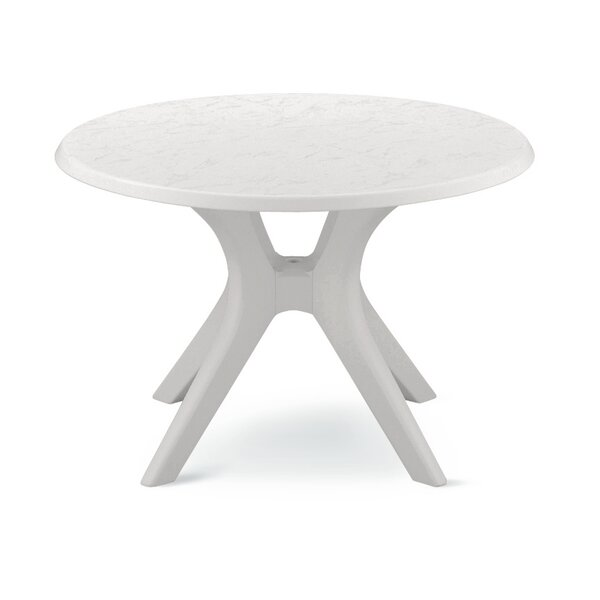 Alyce Plastic/Resin Dining Table by Corrigan Studio