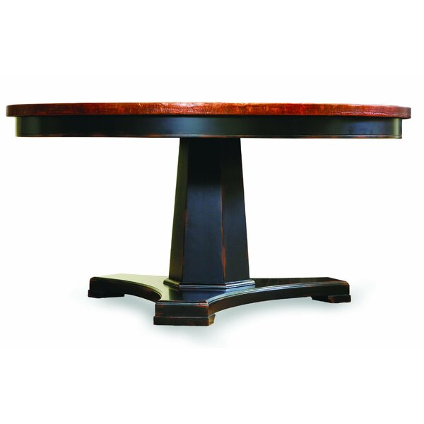 Sanctuary Round Pedestal Dining Table by Hooker Furniture