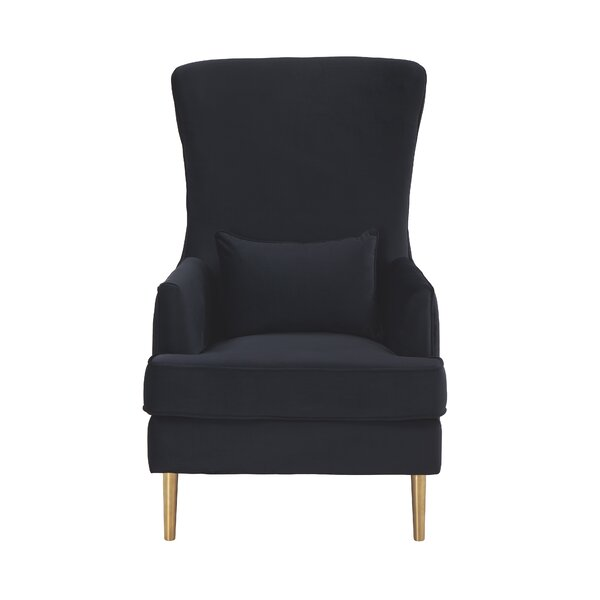 22.4'' Wingback Chair By Inspire Me! Home Décor