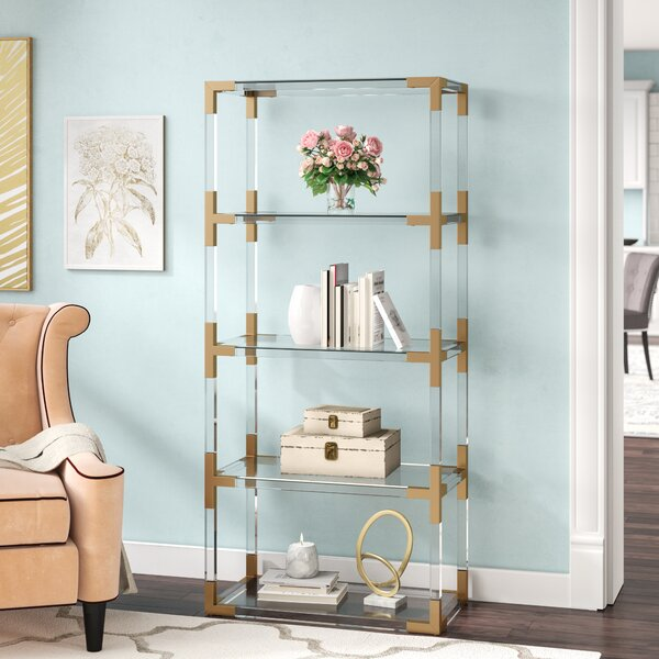 Mariaella Etagere Bookcase by Willa Arlo Interiors