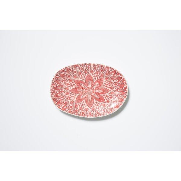 Lace Oval Platter by Viva by Vietri