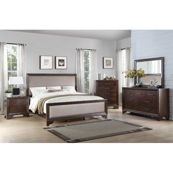Mardis Panel 4 Piece Bedroom Set by Gracie Oaks