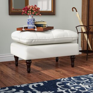 Buy clear Scipio Ottoman By Three Posts