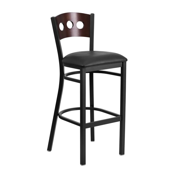 Maurice 32 Bar Stool by Winston Porter