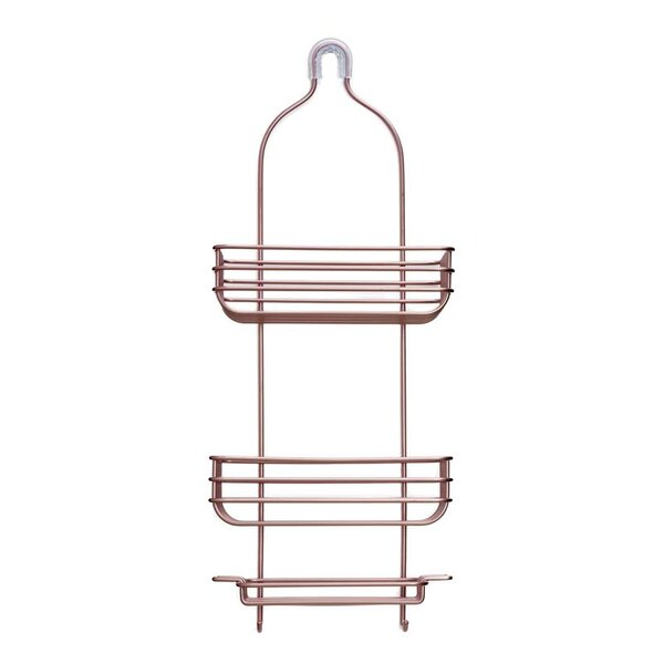 Cooper Hanging Organizer Shower Caddy by Design Ideas