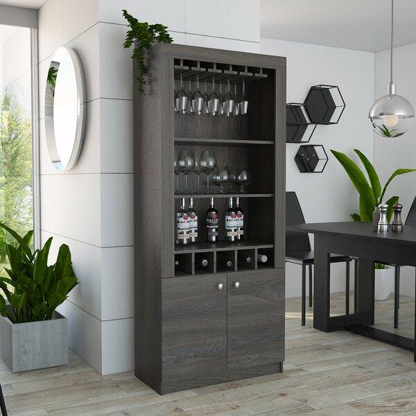 Kowalczyk Bar Cabinet By Ebern Designs