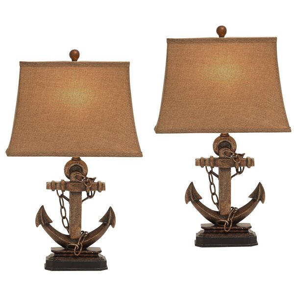 27 Table Lamp (Set of 2) by EC World Imports