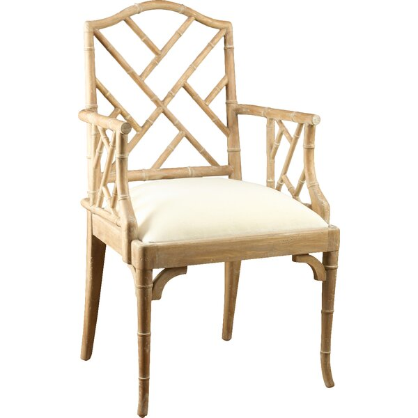 Charmant AA Importing Chinese Chippendale Armchair U0026 Reviews | Wayfair