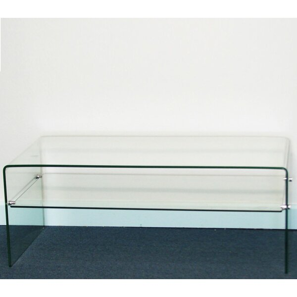Coffee Table by Fab Glass and Mirror