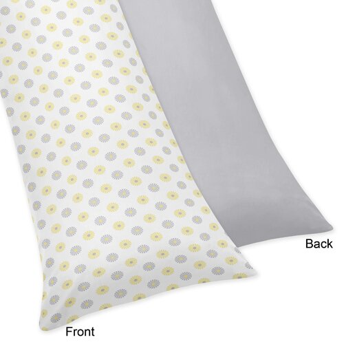 Mod Garden Body Pillowcase by Sweet Jojo Designs