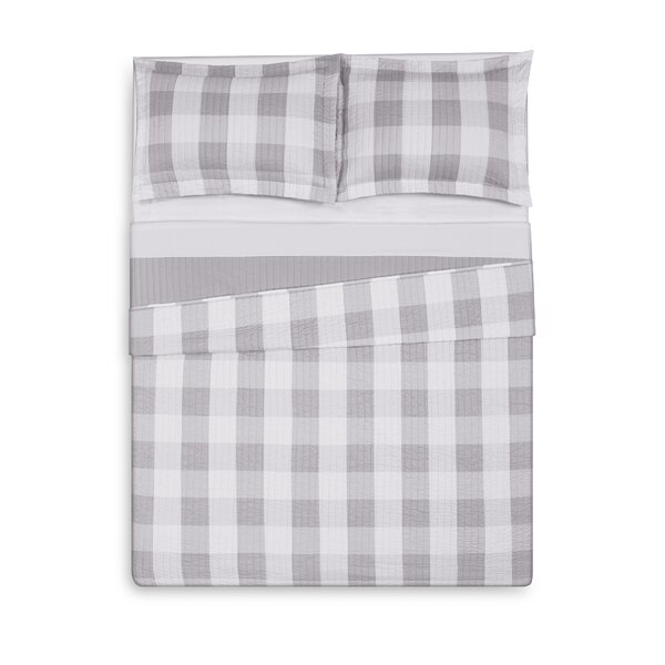 Cathryn Reversible Quilt Set by Laurel Foundry Modern Farmhouse