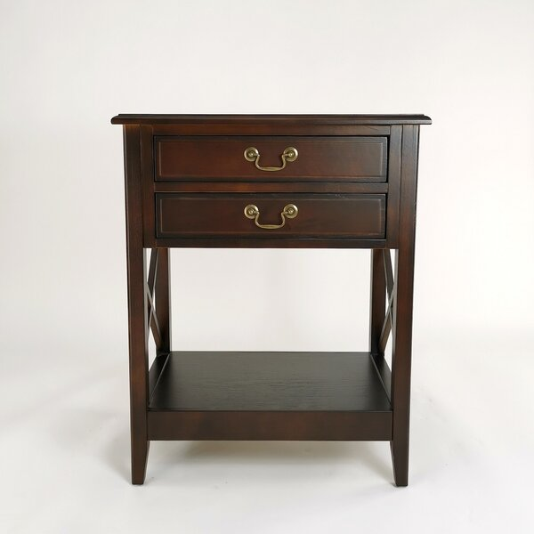 Trost 2 Drawer Nightstand by Darby Home Co