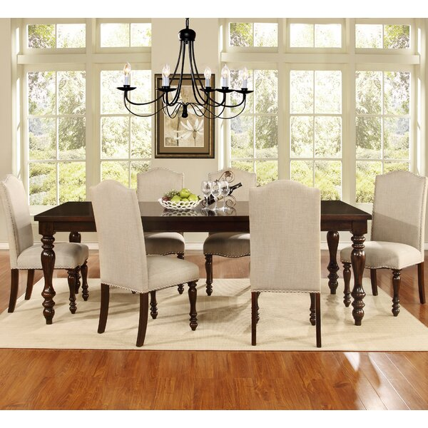 Anna Extendable Dining Table by Darby Home Co