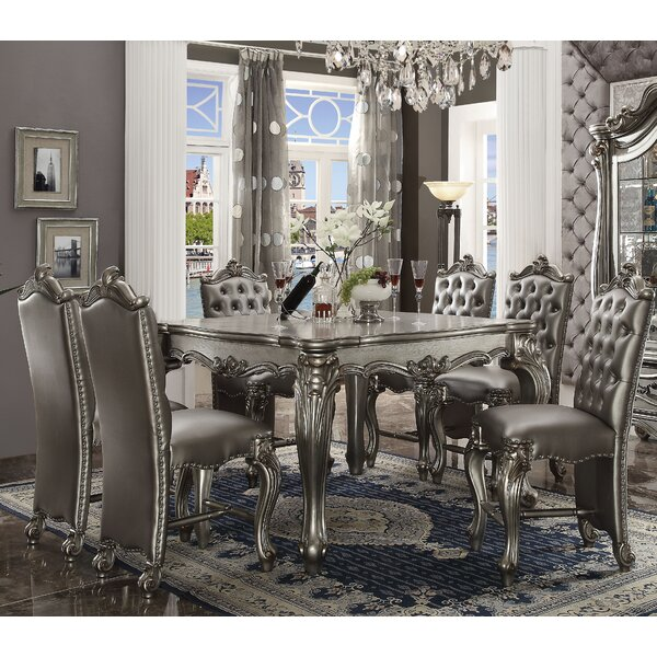 Welton 7 Piece Counter Height Dining Set by Astoria Grand