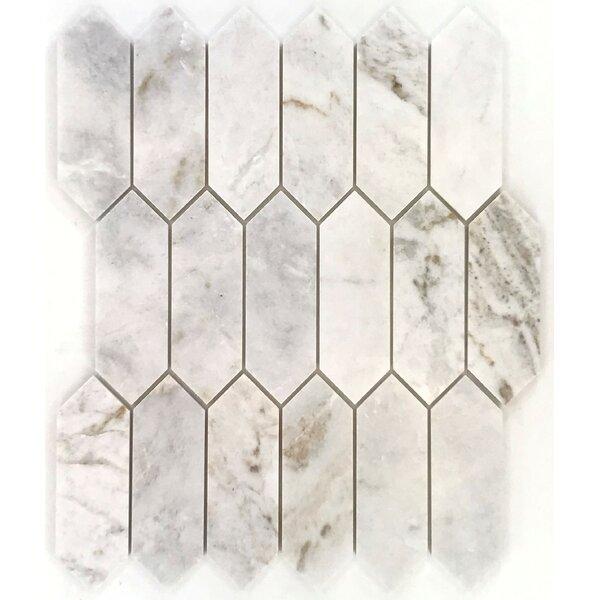 2 x 6 Natural Stone Mosaic Tile