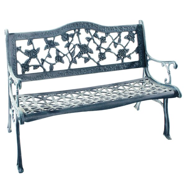 English Rose Park Bench by Oakland Living