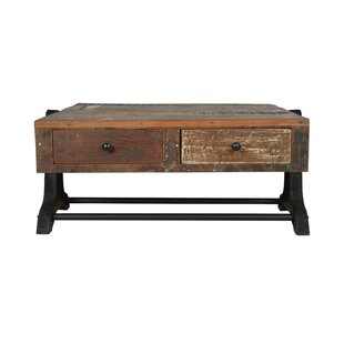 Eden Coffee Table with Storage