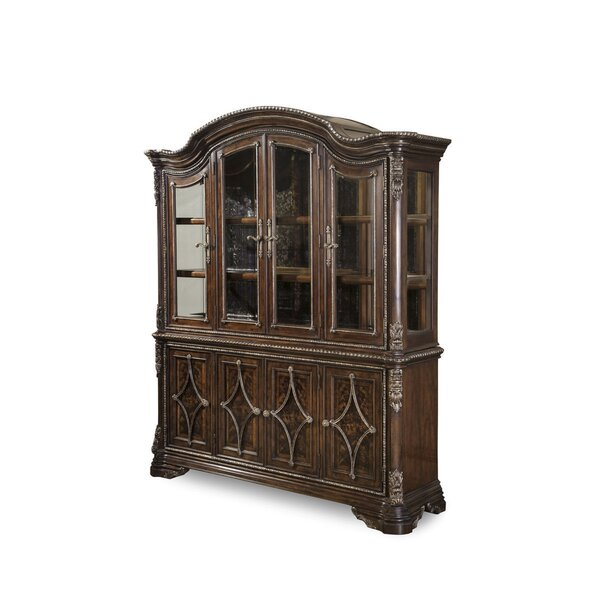 Hepburn China Cabinet by Astoria Grand
