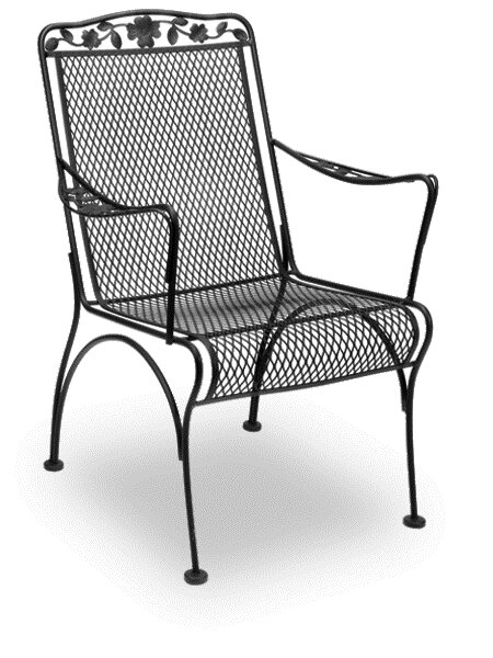 Vaillancourt Patio Dining Chair (Set of 2) by Fleur De Lis Living Fleur De Lis Living