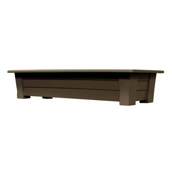 Resin Planter Box by Adams Manufacturing Corporation