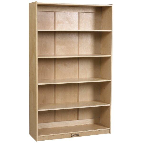 5 Compartment Bookshelf by ECR4kids