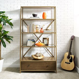 Selzer Etagere Bookcase