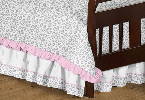 Kenya Toddler Bed Skirt by Sweet Jojo Designs