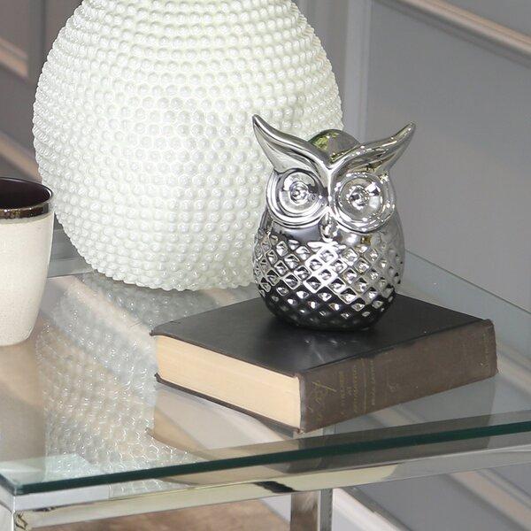 Ceramic Owl by Sagebrook Home