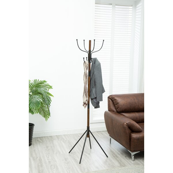 Gurney Slade Coat Rack by Williston Forge