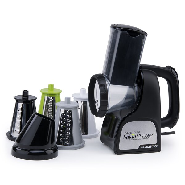 Professional Salad Shooter Slicer/Shredder by Presto