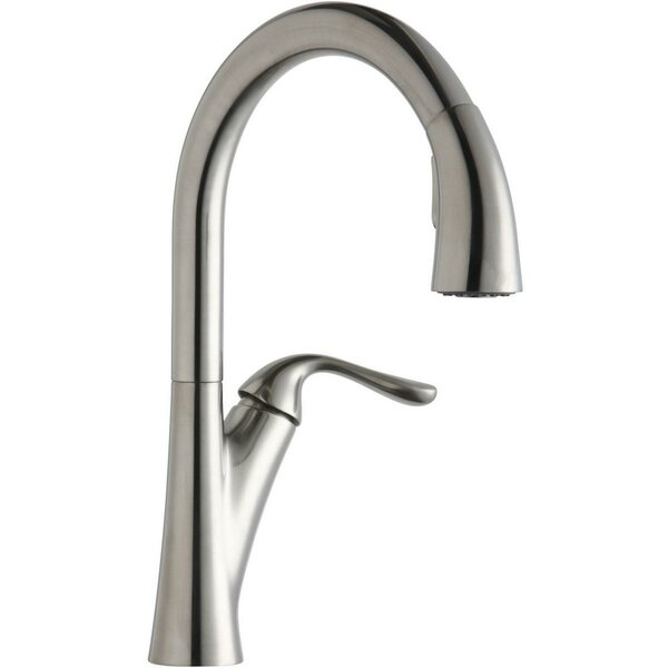 Harmony Pull Down Single Handle Kitchen Faucet by Elkay