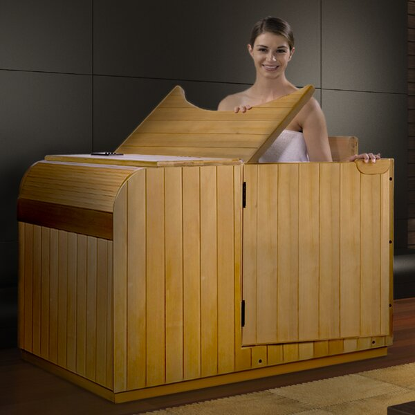 1 Person FAR Infrared Sauna by Dynamic Infrared