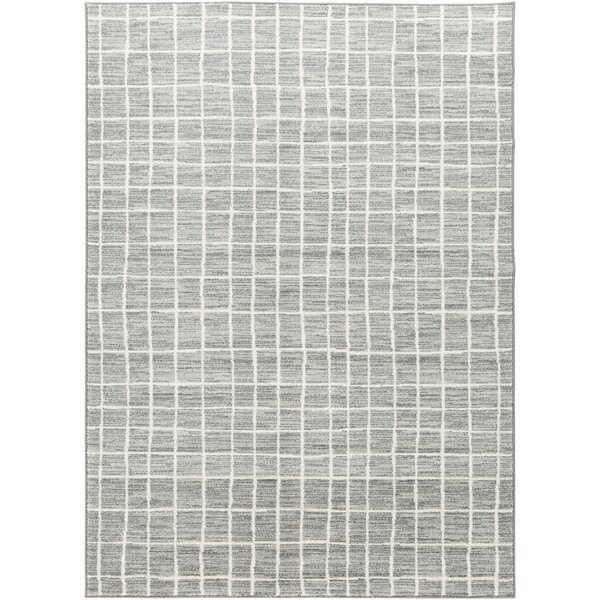 Zeledon Gray Area Rug by George Oliver