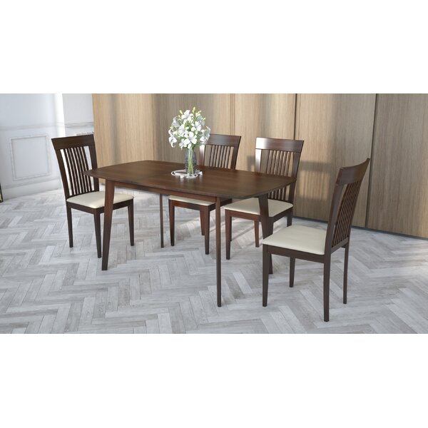 Elmore Solid Wood Dining Chair (Set of 2) by Millwood Pines